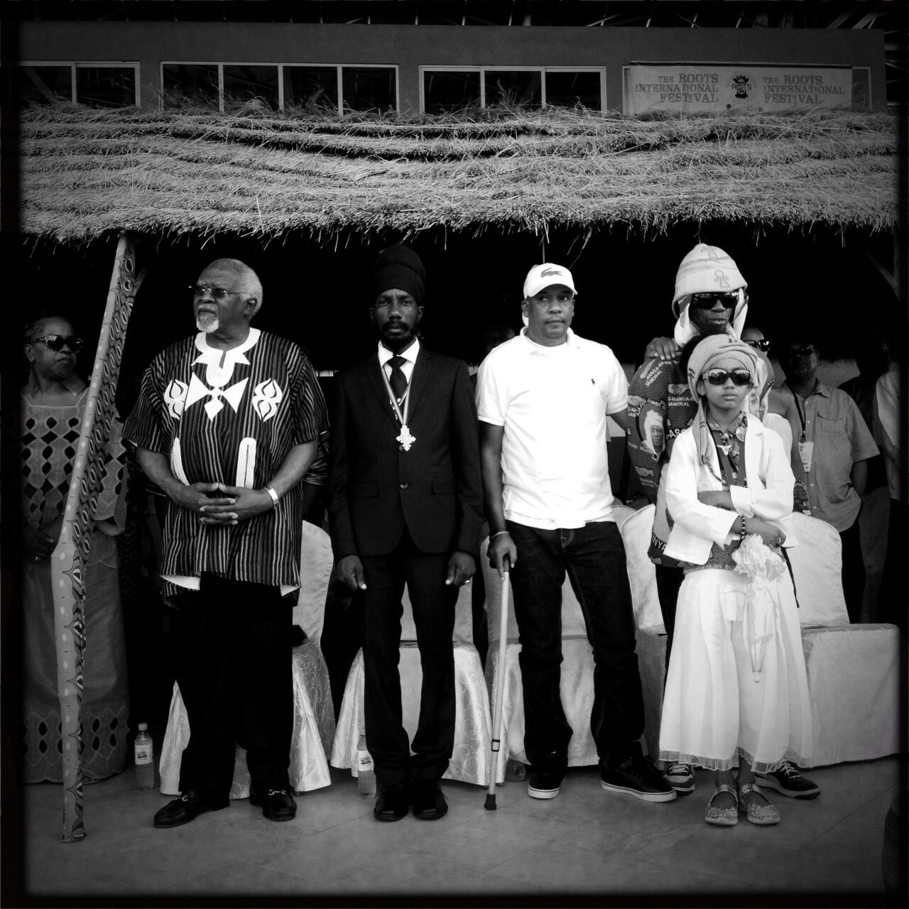 Dr Julius #Garvey #Sizzla #Scratcylus #Roots Festival 2014 official opening, Banjul #Gambia W #Africa © Jason Florio http://t.co/XHR4gbOwkS