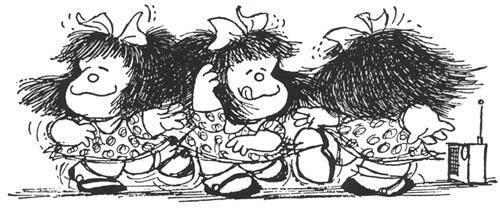 """""""Si en lugar de tropas, el mundo estuviese lleno de orquestas, sería maravilloso"""" #MafaldaQuotes http://t.co/Lx7p9gZmJJ"""
