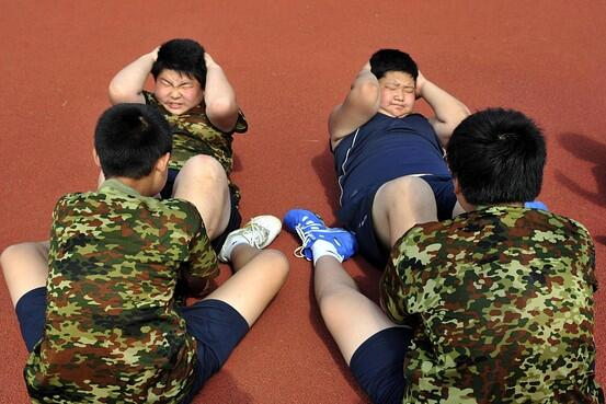 China is now the world's second-fattest country after the U.S., report says (EPA) http://t.co/G0MviCw8Gc http://t.co/VBOiXnGVJG