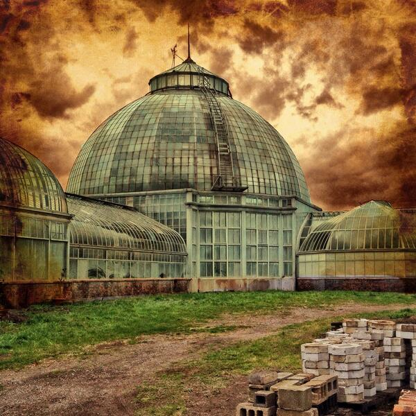 The 100-year old historic Belle Isle conservatory is the oldest running in the US #PureMichigan #VisitDetroit http://t.co/MECMcuJOsg