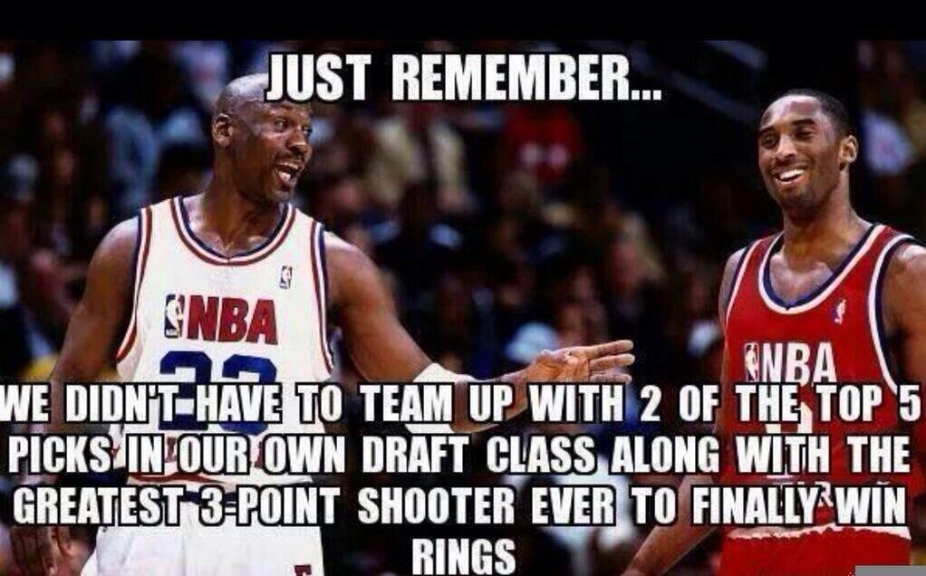 RT @Matt_2Cold: Kobe & MJ > LeBron http://t.co/ysASYpqNCe