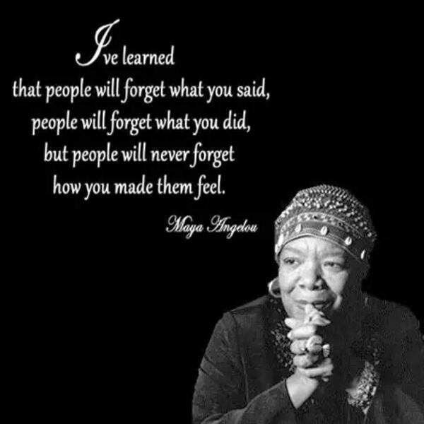 I thought this might be a proper moment to honor another lady whose words were always perfection. #mayaangelou http://t.co/Ot1pR4fK3M