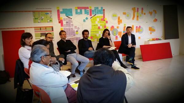 RT @IEDMadrid: El futuro de la #enseñanza del #diseño a debate en el I Encuentro de #Innovación Académica del IED Madrid. http://t.co/IkRd7P1Fy8