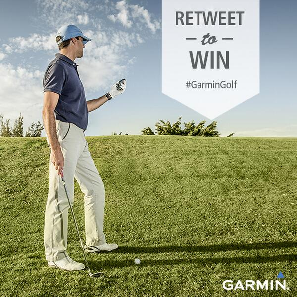 #FathersDay is soon. WIN our Approach G8. FOLLOW us & RT this to enter. Rules: http://t.co/ZPZpP2UBmy #GarminGolf http://t.co/AemUVuwc5W