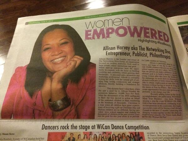 #WomenEmpowered @DNetworkingDiva this editions feature. DWNLD http://t.co/wZpuaoYBkz Highlighting #RealBeauty http://t.co/em2Lgq7HLK