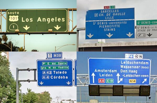 .@WorksThatWork: arrows on highway signs that point up instead of down improves traffic. https://t.co/v4kYS5Pdp1 http://t.co/8WykrgsUGd