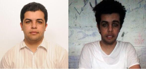 Journalist Elshamy released after more than 300 days without charge - http://t.co/KzneGQHc51 http://t.co/aUGIIuFqh3