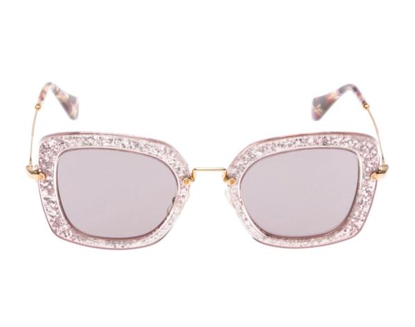 RT @lofficielmexico: -@MIUMIUofficial lanza una colección cápsula de gafas donde el protagonista es el glitter. http://t.co/L4qZgwVM65