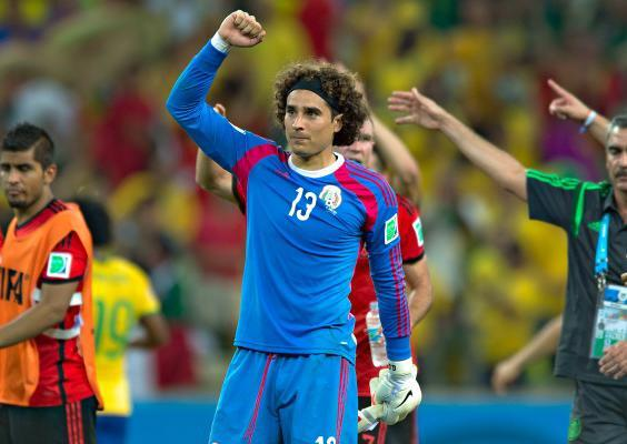 Arsenal y Liverpool, interesados en Guillermo Ochoa http://t.co/bEWos7LrHh http://t.co/bgSk2PS42p