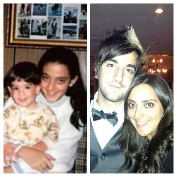 Where did 26 years go? HBD 2 my sweet @JackAllTimeLow! Thank you 4 filling our life w/endless fun, love & laughter! http://t.co/KM73u21HfU