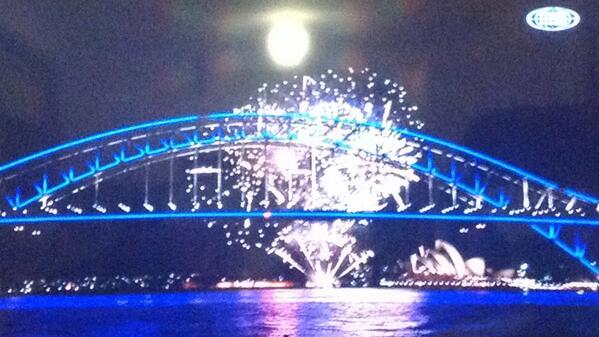 Fireworks for the Blues win! #soo #origin #stateoforigin http://t.co/JId8xeZZMl @TheAviator1992