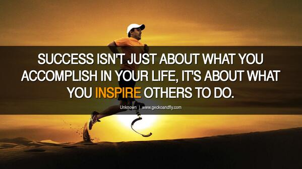 Inspiring Others 60millionmiler Success Quotes Leadership Stunning Quotes About Inspiring Others
