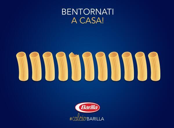 Un mondiale mordi e fuggi! Vi ringraziamo per aver tifato Italia con noi! @Vivo_Azzurro #CalcioBarilla http://t.co/B05P81dH7s