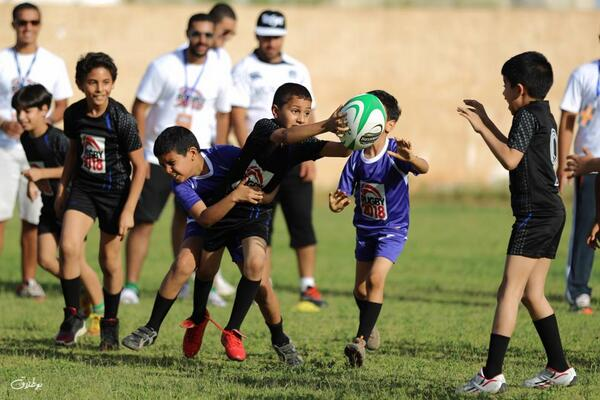 #Rugby tournament held in #Benghazi for age groups under 18 http://t.co/nmBNnzM6wu
