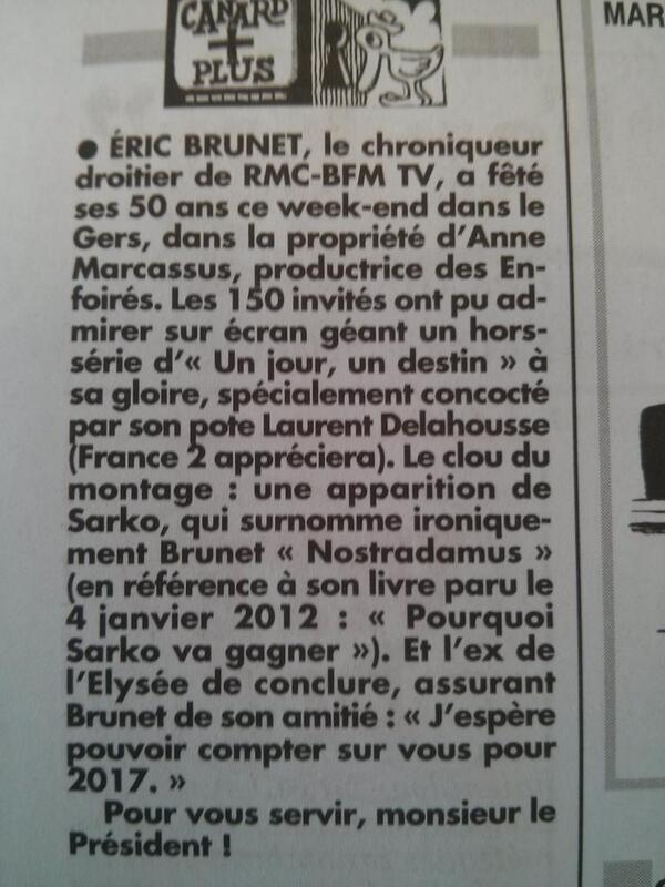 """Delahousse au grand jour """"@undessinparjour: !!!!! RT @peultier: Assez hallucinant ce qu'écrit le Canard enchaîné ici http://t.co/PNLvU1bYf6"""""""