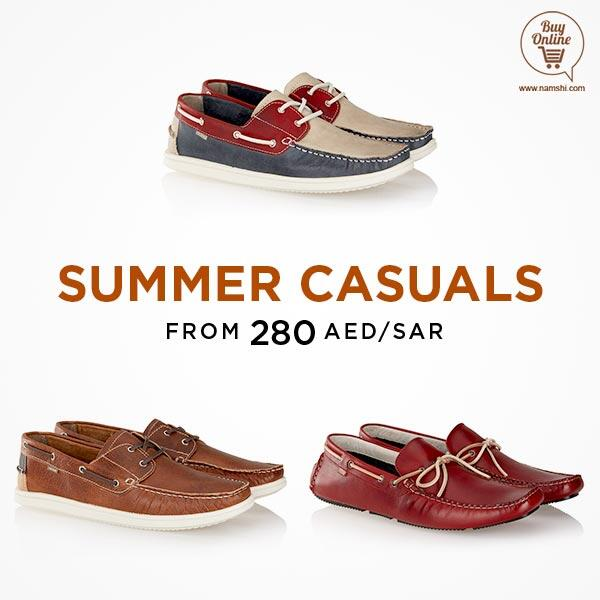Namshi متجر نمشي  (@NamshiDotCom): اضف أحذية بألوان الصيف الموسمية الى مجموعتك!  http://t.co/boeMqLQyM2  #السعودية #الكويت #الامارات #قطر #عمان #البحرين http://t.co/iLkZFCX0bO