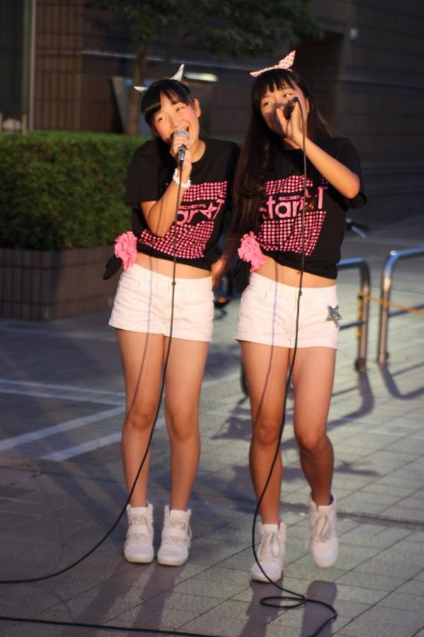 チームオリオン 定期公演 Star☆T 林美憂 様 今日も笑顔が眩しかったです☆〜(ゝ。∂) http://t.co/3MSJhIPPp5