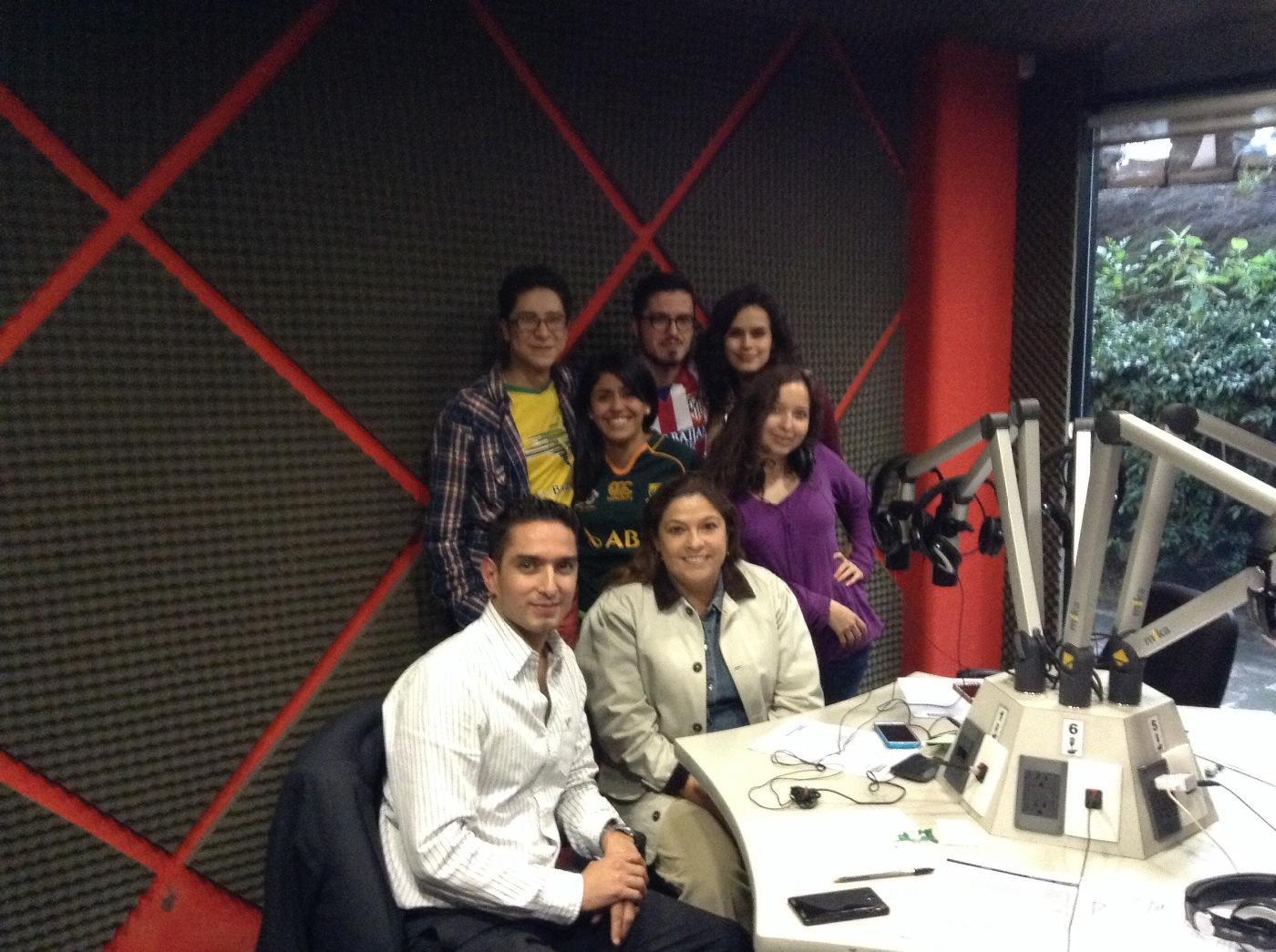 El pasajero de la entrevista de hoy: Lic. Fabián Alejandro Calderón Director de Banquetes Live Aqua México City. http://t.co/7tj4EKy053