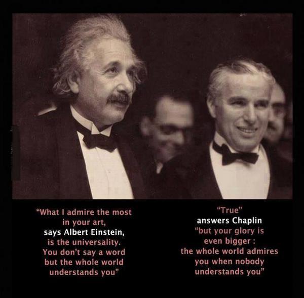 When Charlie Chaplin met Albert Einstein: http://t.co/mIofyhRD86