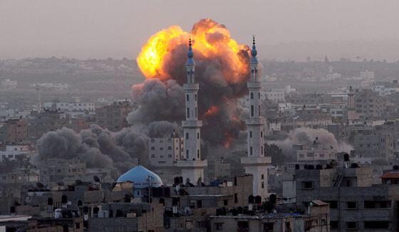 Nuevo bombardeo israelí eleva a 23 el número de víctimas en Gaza http://t.co/AXXdnSE82Q http://t.co/DlHMcrGUHy