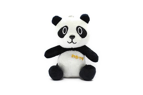 お待たせいたしました!今、人気急上昇中の和歌山県観光PRシンボルキャラクター「わかぱん」が、愛らしさそのままにぬいぐるみで初登場!!明日より、わかやま紀州館で発売開始です。大きさは10㎝程度なので、鞄につけて外出のお供にどうですか? http://t.co/BQPSdav0WP