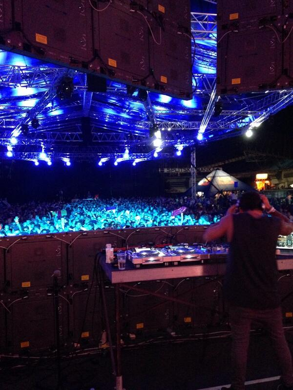Here is @hotsince82 at @ULTRAEurope http://t.co/1MpCPtmagT