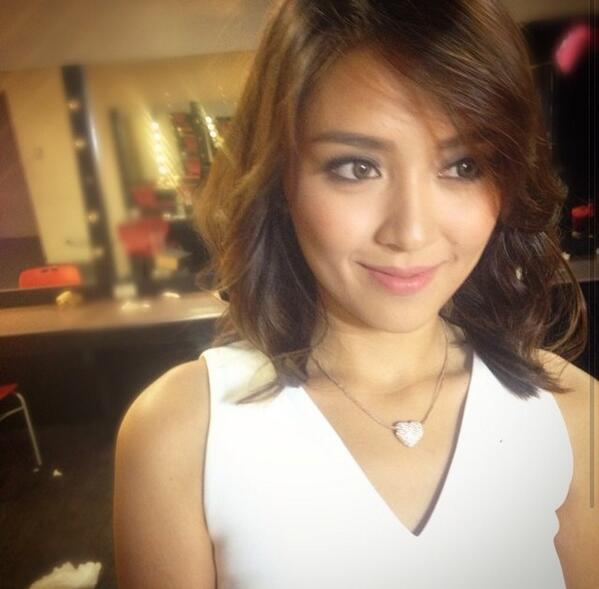 Kathryn Bernardo Short Hair