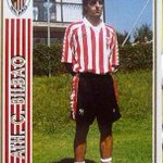 Alkiza al Athletic (ojo a las chanclas con calcetines) #mercadoretro9495 http://t.co/zF3g8JzA5s