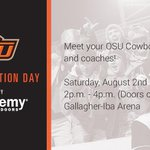 Join us for #OKState Fan Appreciation Day, tomorrow at 2pm! Doors open at GIA at 1pm. http://t.co/unbFvvhpZS http://t.co/zgjIUa0JGj