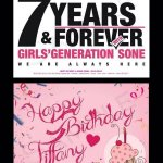 "Banners for SNSD 7th Anniversary and Tiffanys Birthday in ""Best Of Best"" Concert in HK on August 2nd (v:GGHKFC) http://t.co/pveVicpFoV"