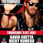 F**K ME IM FAMOUS! Tonight at Pacha with David Guetta, David Romero and JP Candela. http://t.co/1SVHfu7ApI #ibiza http://t.co/1IYHqcZiW8