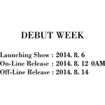 RT @YG_WINNER: [OFFICIAL] 140801 - WINNER DEBUT WEEK DATES http://t.co/D2c8tk7iqG