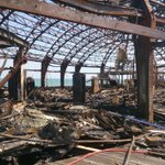RT @BHcitynews: RT @Eastbournepol: This picture shows the destruction done to Eastbourne Pier arcade following the fire yesterday. http://t.co/uhshBsqIsM