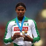 RT @PHarcourtTimes: Another gold medal for blessing okagbere of Nigeria http://t.co/68tQv9Lc7D