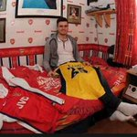 Good luck Carl Jenkinson . Your lived my dream . #Arsenal #OneOfUs http://t.co/ZKdqEJwjpw