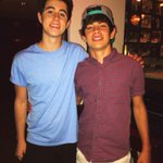 Reunited with @HayesGrier missed you bro! http://t.co/6vBgsRsLfb