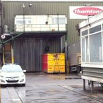 Gardai at site of Thorntons Recycling, Killeen Rd where a human leg was found by a worker last night #independent.ie http://t.co/akRuUHaMTz