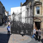 RT @invthenandnow: Inglis St. then and now by Xander Burgess. #Inverness #Scotland #highlands http://t.co/iHsYxjcGCD