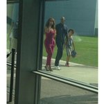 Beyoncé, Jay Z & Julez at the National World War II Museum in New Orleans http://t.co/I7tQUAFYaW
