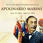 President Aquino to lead the celebration of the Mabini sesquicentennial: http://t.co/3SafEyTEfA #Mabini150 http://t.co/IT1S86yUFb