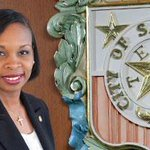 Ivy Taylor is the new mayor of San Antonio http://t.co/8WFkQ698hK