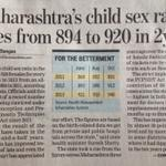 RT @atulkasbekar: Maharashtra Girl Child Ratio rises to 920 from 894/1000 in 2yrs Well Done Now Rest of India pl Via HT @FarOutAkhtar http://t.co/NIMhFyGErZ