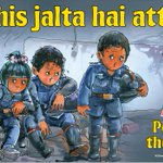 RT @Amul_Coop: Amul Topical: Who'll protect our Mumbai firemen? http://t.co/sQfv1lSq8B