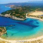RT @Amazing_Greece: Spectacular ...isnt it ?! Voidokoilia, Messinia ~ #Peloponnese #GREECE http://t.co/AieZQj638k
