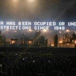 Massive Attack makes Gaza statement at Longitude festival http://t.co/yvNQUCJ1pd http://t.co/20WWXRVReg