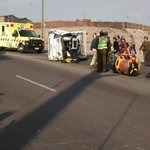 Accidente de sotomayor circinvalacion angel rubio es el fallecido chofer del camion . http://t.co/f1zFEZmdqU