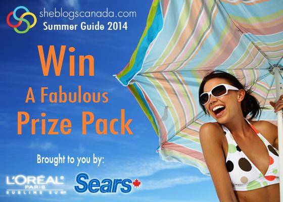 Retweet to WIN a fabulous prize pack by L'Oreal Paris & a Sears CA gift card!  http://t.co/uv9nF9zaIM  #SizzlinWIN http://t.co/P2Cs5ykebc