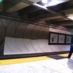 RT @KQED: Who knew the walls in #SF Embarcadero BART station were white underneath? http://t.co/BXJKRMi2ck http://t.co/kyAcLZZArv