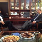 RT @JHahnEU: Meeting Costas Agorastos, Governor #Thessaly - 11th of 13 #Greece region visit @eeathina http://t.co/c3ukzSULEz