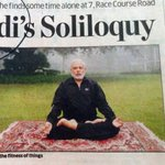 "RT @bharat_builder: Kiran Didi for cm! ""@thekiranbedi: In case u missed this in @EconomicTimes: Narendra Modis Solioquy. Have a look! http://t.co/GLvVEwew6O"""
